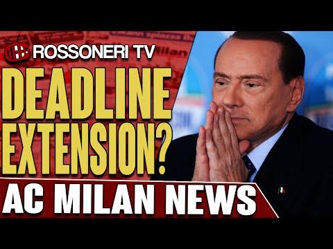 Deadline Extended? | AC Milan News | Rossoneri TV