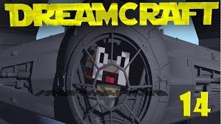 "Minecraft | Dream Craft - Star Wars Modded Survival Ep 14 ""SPACE SUIT MOD"""