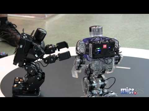 Final de la IV Competición de Robótica para alumnos de Secundaria