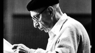 Igor Stravinsky: Four Songs - Tilim-Bom