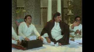 Aye Parda Nasheen - Amjad Khan - Teri Maang Sitaron Se Bhar Doon Songs - Manna Dey - Asha Bhosle