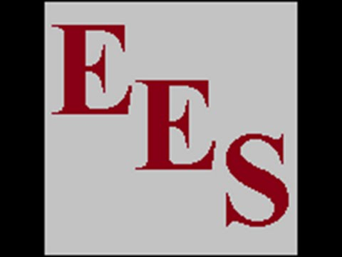 EES engineering equation solver download , install and activate