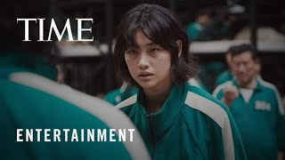 Squid Game's Jung Ho-yeon Talks About Being Part of a Global Sensation | TIME