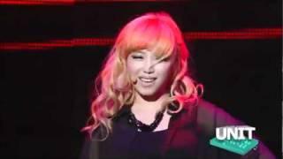 110415 Luna f(x) & Hyosung(Secret) - Only Girl(Rihanna) @ MTV The Show