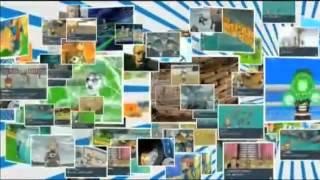 Inazuma Eleven 2 Blizzard / Firestorm (Nintendo DS) - Trailer