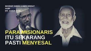 💥 Dr Zakir Naik Tentang Sheikh Ahmed Deedat, Lulusan SD Yang Membanggakan Dunia Islam