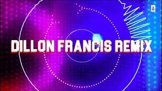 "Zack Knight & Jasmin Walia - ""Bom Diggy"" (Dillon Francis Remix) [Lyric Video]"