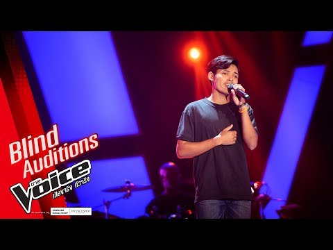 เป็ด - เกลียดห้องเบอร์ห้า - Blind Auditions - The Voice Thailand 2018 - 3 Dec 2018