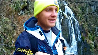 Водопад Кейва - Сочи, Красная Поляна (Waterfall Keiva Krasnaya Polyana, Sochi)
