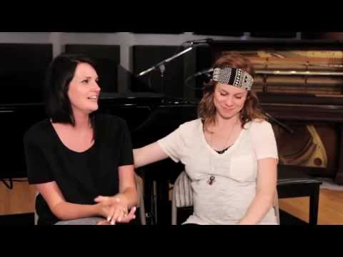 """Out of Hiding"" Song Story with Steffany & Amanda"