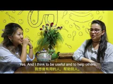 Travel Flip-Flops - Uzbekistan Interview with a Local Woman (Episode 2)