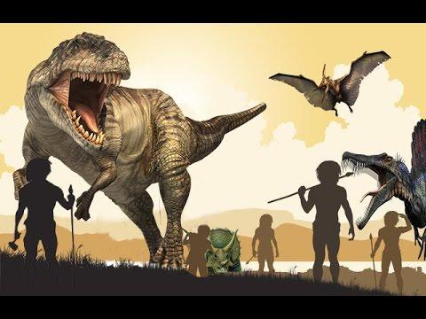 Resultado de imagen de Que especies convivieron con los dinosaurios