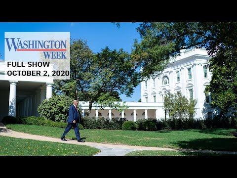 #WashWeekPBS Full Episode: President Trump tests positive for COVID-19