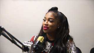 Marcus Black and Brooke Valentine of #LHHH check in with #QinTheStreets
