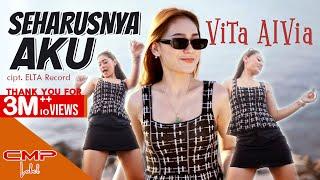 Vita Alvia - Seharusnya Aku (Official Music Video)   DJ REMIX UP AND DOWN VIRAL TIKTOK 2021
