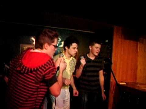 Rootsi 2008 karaoke:D1