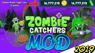 Gambar cover Zombie Catchers Mod Apk