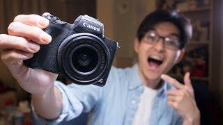 Canon M50開箱 ????