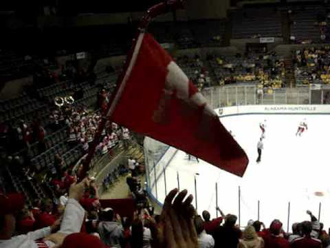 NCAA Mens Ice Hockey Regional Midwestern Championship: Miami vs. Michigan