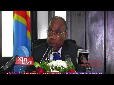 LA RDC SE DIT PRÊTE A AFFRONTER L'ANGOLA SUR TOUS LES FRONTS POUR SES EXPULSÉS