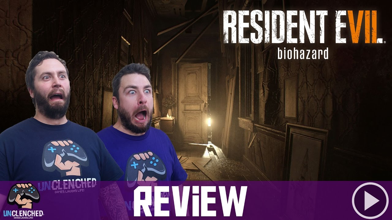 Resident Evil 7 Vr Review Youtube