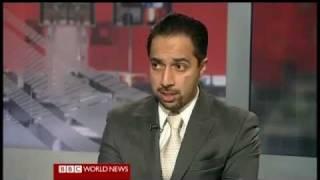 NIAC President Trita Parsi - BBC World News Interview 1/26/2012