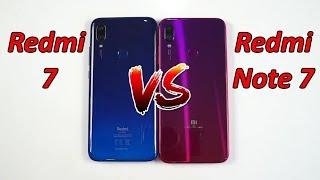 обзор Redmi Note 7 vs Redmi Note 6 Pro - подробное сравнение!