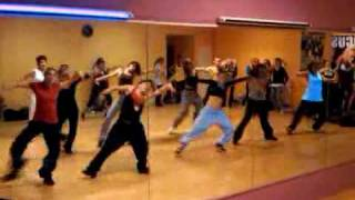 cours de dancehall ragga  fred lille temps danse danse-inlille