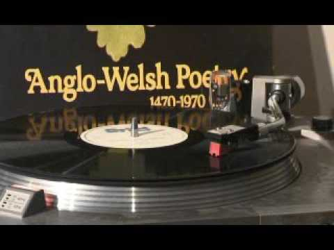 Anglo Welsh Poetry (1)