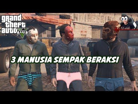 INI TUKANG SAMPAH PALING RUSUH SEDUNIA | REPLAY MISI EPIC DI GTA 5