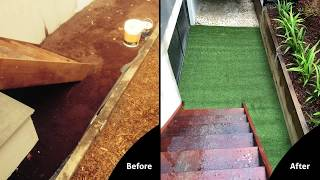 Tuff Turf - Before & After