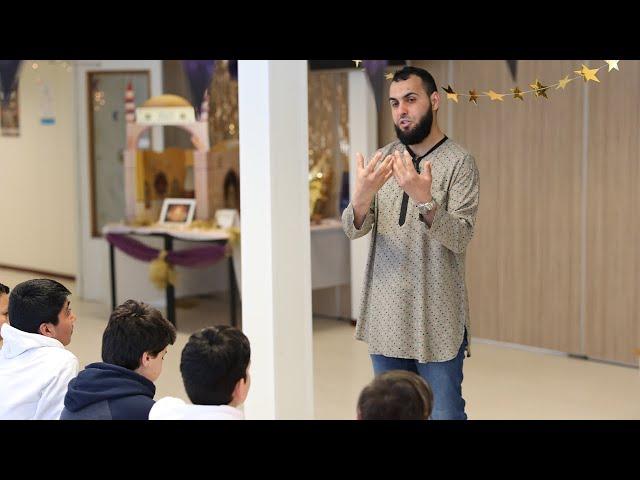 al-Yaqeen Kids On Tour | De Kameleon
