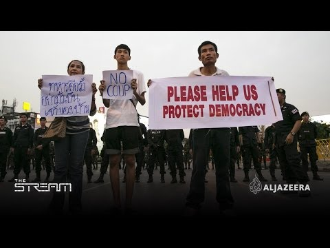 Thailand- Between coups and democracy