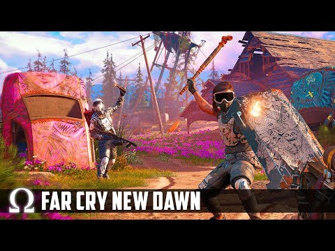 ONE HILARIOUS POST-APOCALYPTIC ADVENTURE! | Far Cry New Dawn Funny Moments Ft. Cartoonz