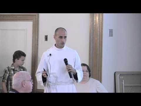 First Adult Forum on Israel - Palestine at St. John's Norwood Parish