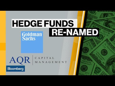 Hedge Funds Try to Drop the Name, but Keep the Fees