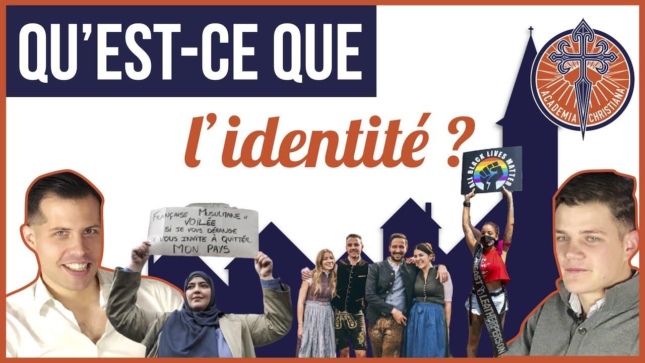 Qu'est-ce que l'identité ? | Entretien avec Victor Aubert