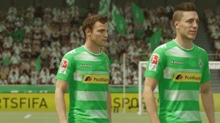 SpVgg Greuther Fürth 0:2 Borussia M'Gladbach |LIVESTREAM| DFB Pokal Achtelfinale 07.02.2017 FIFA 17