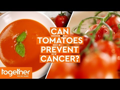 Can Eating Tomatoes Prevent Prostate Cancer? | Super Foods: