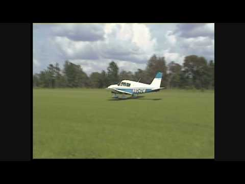 Cherokee STOL Takeoffs and Landings B