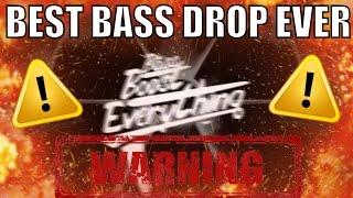 BEST BASS DROP EVER! (EXTREME BASS TEST!!!)