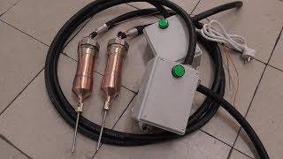 Аппарат газодинамического напыления металла