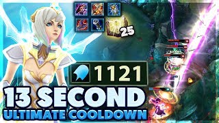 100,000 DMG + | RP WINNERS ANNOUNCED | 13 SECOND CD LUX ULT SUPPORT - BunnyFuFuu