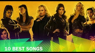 10 Best Songs from Pitch Perfect