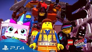 The LEGO Movie 2 | Launch Trailer | PS4