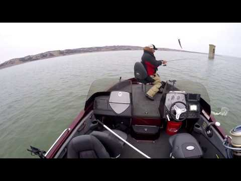 Walleye Fishing South Dakota Ep.1 Pig Walleye!!!!!