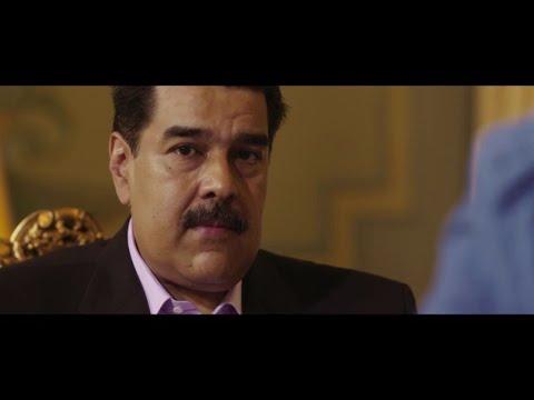 """El mensaje de Maduro a Trump: """"Cometes errores que manchan de sangre tus manos"""""""