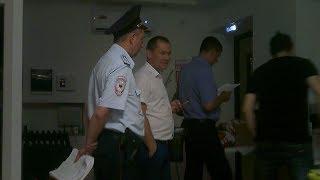 Полиция в штабе Навального. Ростов-на-Дону. 19. 06. 2017