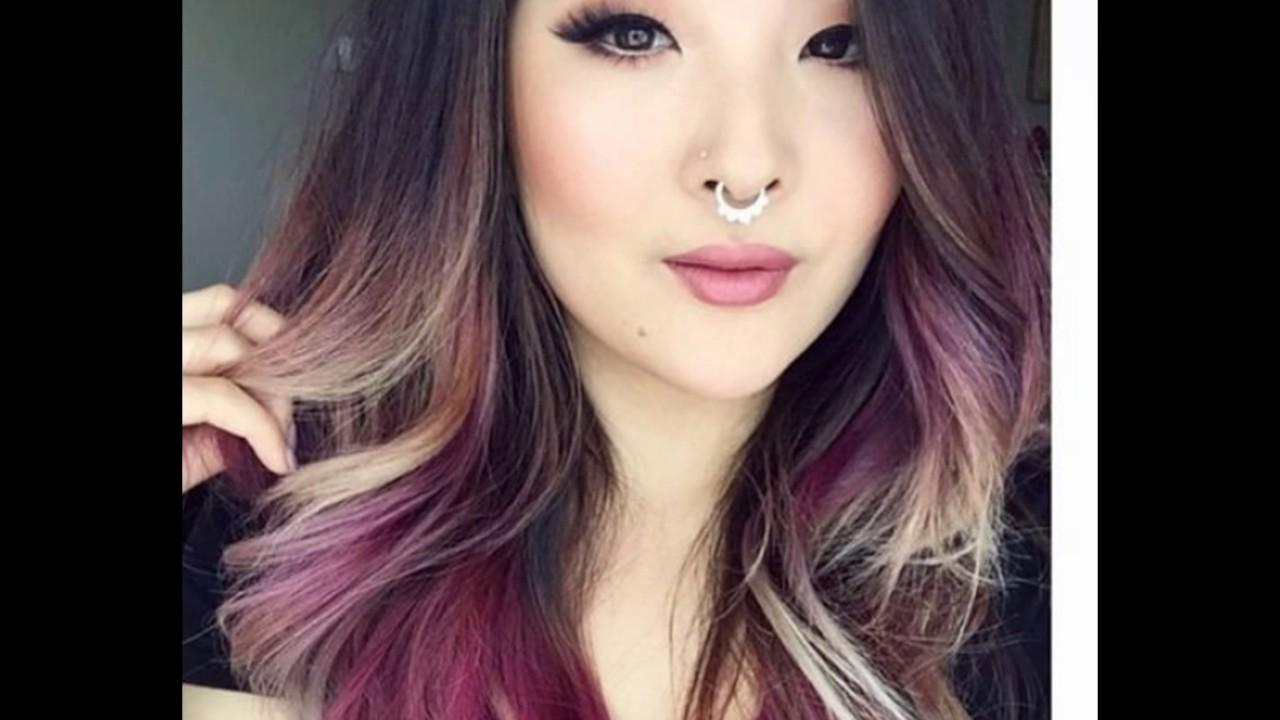 25 unique hair ideas on pinterest hair coloring hair - Colores de moda ...