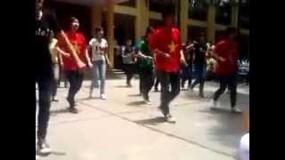 Yeah 3X - Trống cơm Flashmob K50 ( 2010 - 2013 ) THPT Thuận Thành 1 - Bắc Ninh 27/5/2013